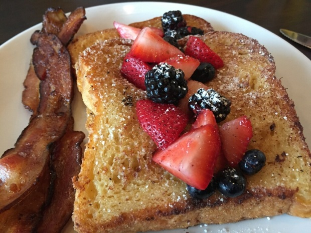 French Toast  Breakfast Brunch Cafe